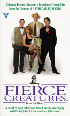 Image for Fierce Creatures : A Novel