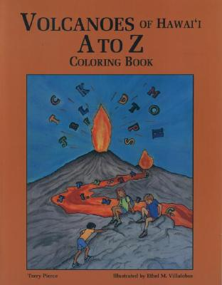 Image for Volcanoes of Hawaii A to Z Coloring Book