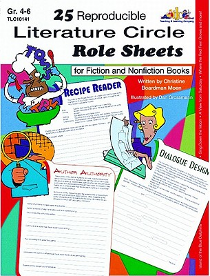 Image for 25 Reproducible Literature: Circle Role Sheets for Fiction and Nonfiction Books