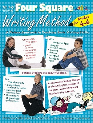 Image for Lorenz Four Square Writing Method, Grades 4 to 6