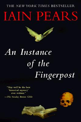 Instance of the Fingerpost, IAIN PEARS