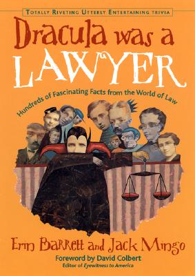 Image for DRACULA WAS A LAWYER