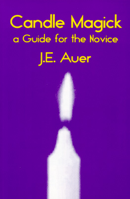 Image for Candle Magick: A Guide for the Novice