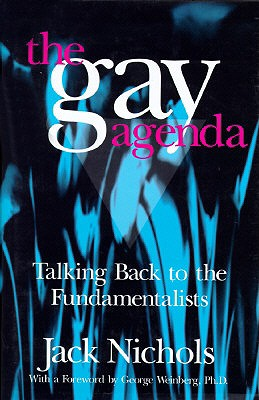 Image for The Gay Agenda: Talking Back to the Fundamentalists