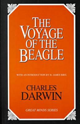 The Voyage of the Beagle (Great Minds), Darwin, Charles