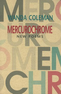 Image for Mercurochrome: New Poems