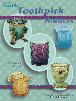 Image for Glass Toothpick Holders: Identification & Values