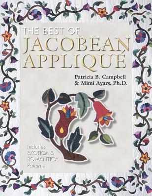 Image for The Best of Jacobean Applique