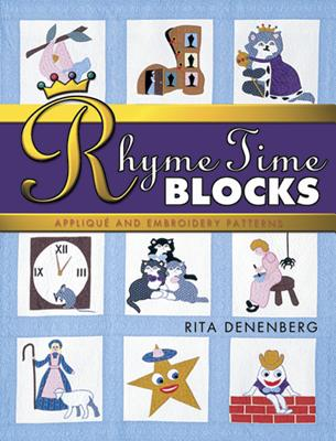 Image for RHYME TIME BLOCKS