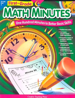 Image for Math Minutes, 1st Grade