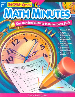 Image for Creative Teaching Press Math Minutes, Grade 2