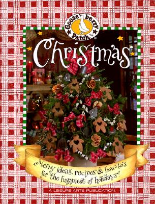Image for Gooseberry Patch Christmas : Merry Ideas, Recipes & How-Tos for the Happiest of Holidays!