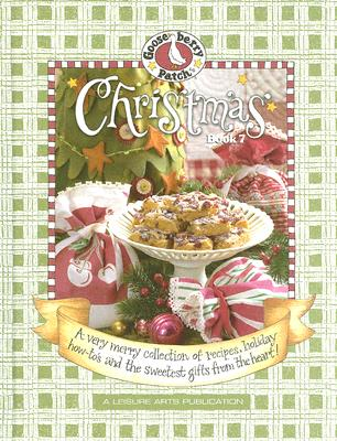 Image for Gooseberry Patch Christmas: Book 7 (a collection of recipes, holiday how-to's and gifts)