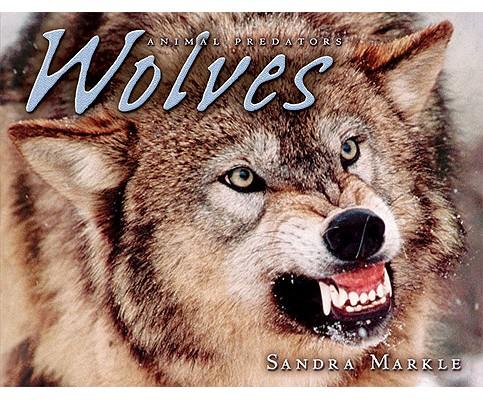 Image for Wolves (Animal Predators)