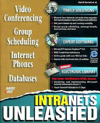 Image for Intranets Unleashed (Includes CD-ROM)