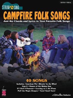 Image for Campfire Folk Songs (Strum & Sing)