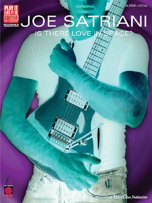Image for SATRIANI LOVE IN SPACE (Play It Like It Is)