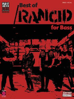 Image for BEST OF RANCID FOR BASS (Play It Like It Is Bass)