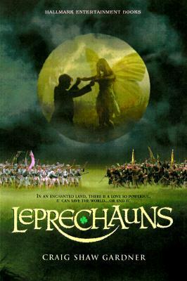 Image for Leprechauns (Hallmark Entertainment Books)
