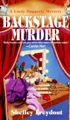 Image for Backstage Murder (Linda Haggerty Mysteries)