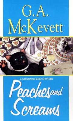 Image for Peaches and Screams: A Savannah Reid Mystery (Savannah Reid Mysteries (Paperback))
