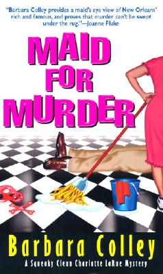 Image for Maid for Murder (Charlotte LaRue Mystery Series, Book 1)