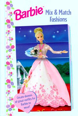 Image for Barbie Mix and Match Fashions Sectioned Flip Book