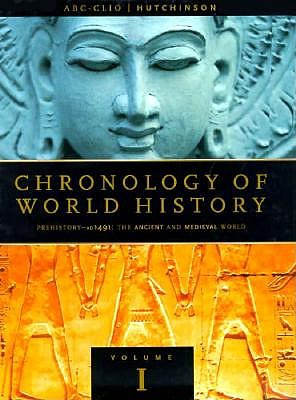 Chronology of World History (4 Volumes), Helicon Publishing