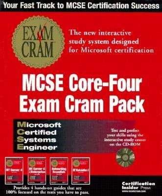 Image for MCSE Core-Four Exam Cram Pack