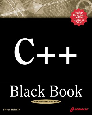 Image for C++ Black Book: A Comprehensive Guide to C++ Mastery