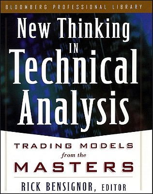 Image for NEW THINKING IN TECHNICAL ANALYSIS