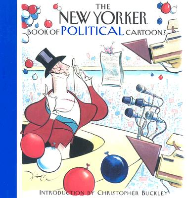 Image for NEW YORKER BOOK OF POLITICAL CARTOONS