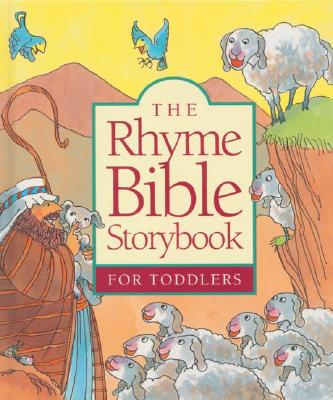 Image for Toddler Rhyme Bible