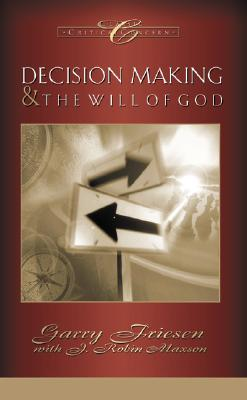 Image for DECISION MAKING AND THE WILL OF GOD