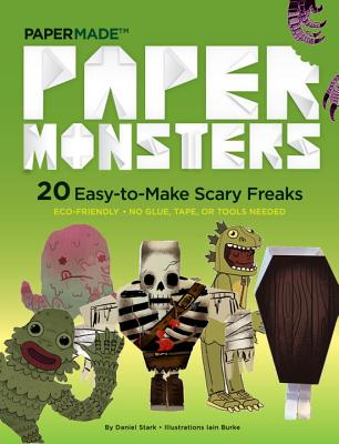 Image for Paper Monsters
