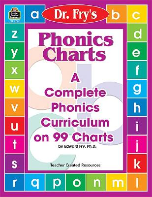 Image for Phonics Charts by Dr. Fry