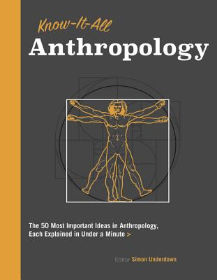 Image for Know It All Anthropology: The 50 Most Important Ideas in Anthropology, Each Explained in Under a Minute