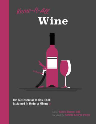 Know It All Wine: The 50 Essential Topics, Each Explained in Under a Minute, Basset, Gerard