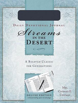 Image for Streams In The Desert Journal