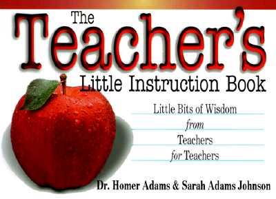 Image for The Teacher's Little Instruction Book