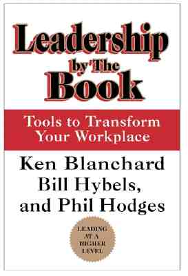 Image for Leadership by the Book : Tools to Transform Your Workplace
