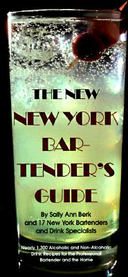 Image for NEW YORK BARTENDER'S GUIDE