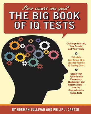 Image for Big Book of IQ Tests