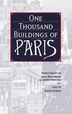 Image for One Thousand Buildings of Paris