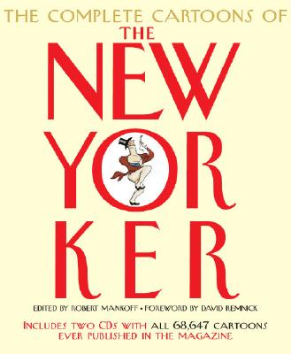 Image for The Complete Cartoons of the New Yorker (Book & CD)
