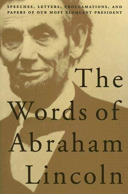 Image for The Words of Abraham Lincoln