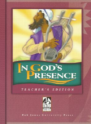 Image for In God's Presence Teacher's Edition