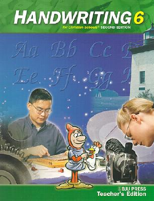 Image for Handwriting 6 Teacher's Edition (6th Grade, 2nd Edition) (122424)
