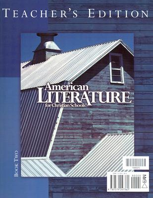 Image for American Literature Teacher's Edition (2 Volume Set)