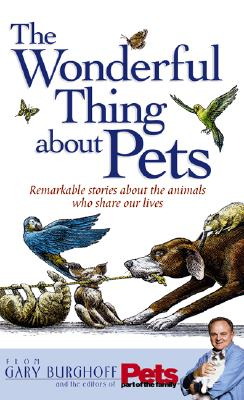 Image for WONDERFUL THING ABOUT PETS